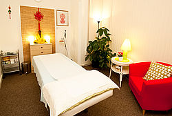 Photo of a Treatment Room